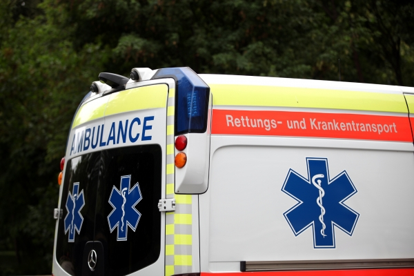 Rettungs- und Krankenwagen in Österreich, über dts Nachrichtenagentur
