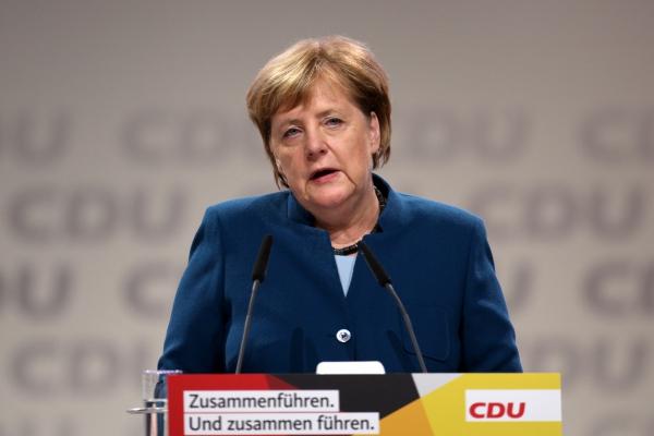 Angela Merkel am 07.12.2018, über dts Nachrichtenagentur