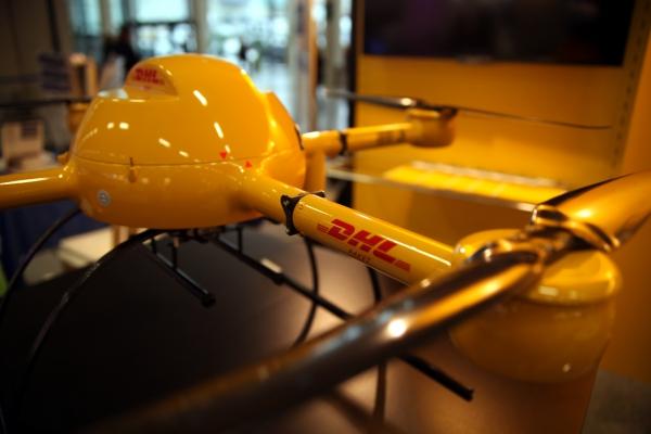 DHL-Drohne, über dts Nachrichtenagentur