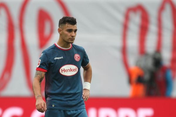 Kaan Ayhan (Fortuna Düsseldorf), über dts Nachrichtenagentur