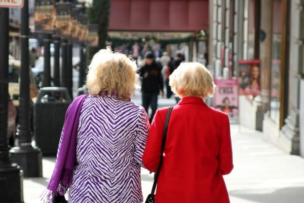 Wohlhabende Senioren, über dts Nachrichtenagentur