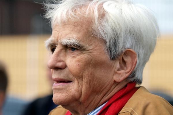 Hans-Christian Ströbele, über dts Nachrichtenagentur
