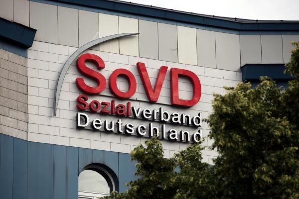 Sozialverband Deutschland (SoVD), über dts Nachrichtenagentur