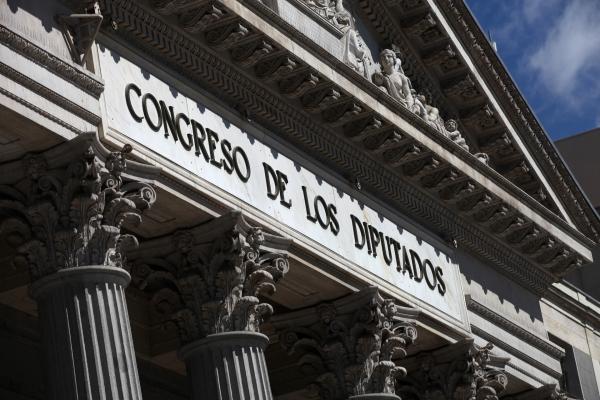 Unterhaus des spanischen Parlaments, über dts Nachrichtenagentur