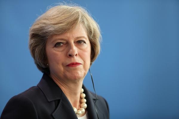 Theresa May, über dts Nachrichtenagentur