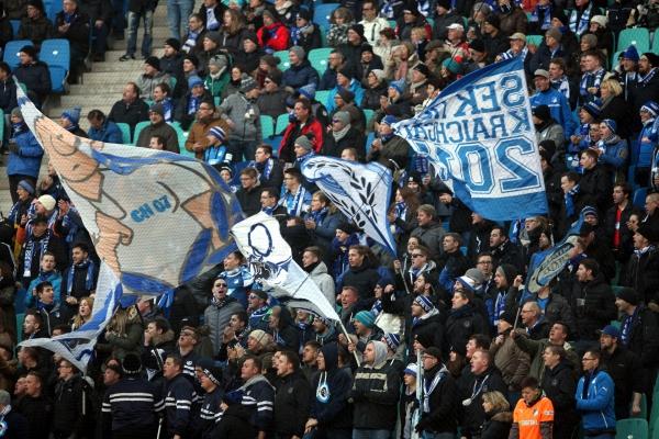 Fans der TSG 1899 Hoffenheim, über dts Nachrichtenagentur