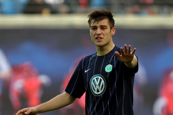 Robin Knoche (VfL Wolfsburg), über dts Nachrichtenagentur