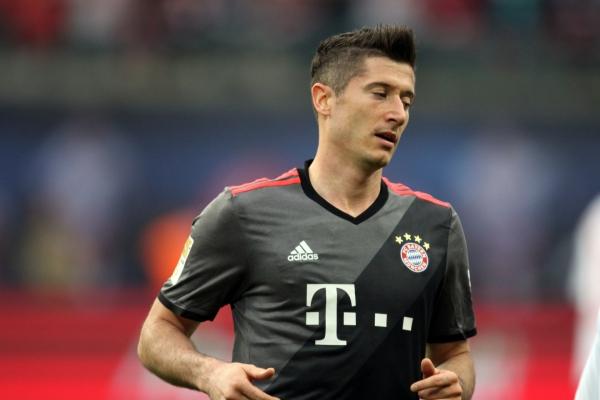 Robert Lewandowski (FC Bayern), über dts Nachrichtenagentur