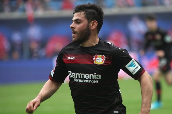 Kevin Volland (Bayer 04 Leverkusen), über dts Nachrichtenagentur