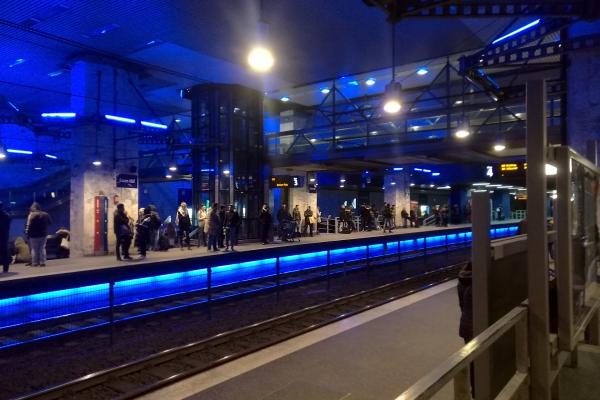 U-Bahnhof Essen Hbf, über dts Nachrichtenagentur