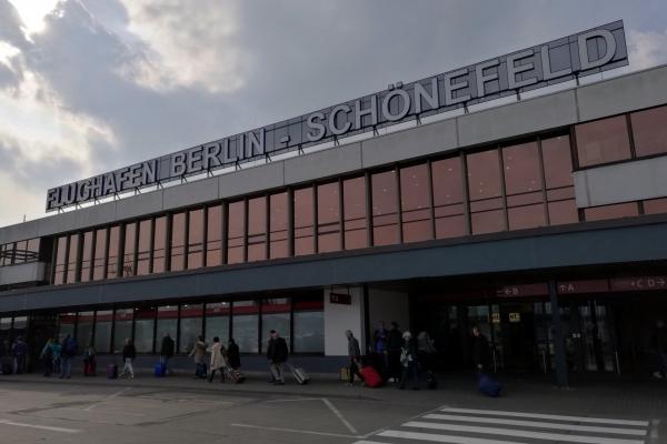 Flughafen Berlin-Schönefeld, über dts Nachrichtenagentur