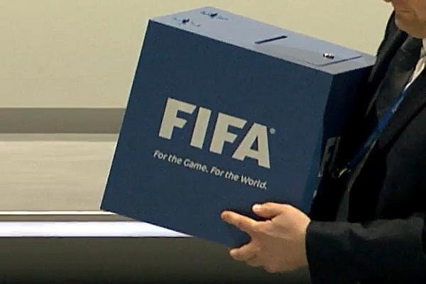 FIFA-Logo, über dts Nachrichtenagentur