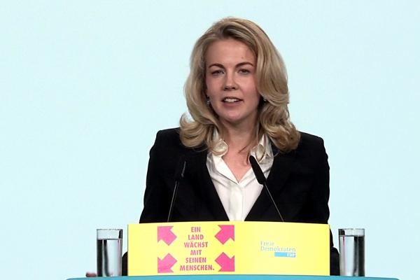 Linda Teuteberg, über dts Nachrichtenagentur