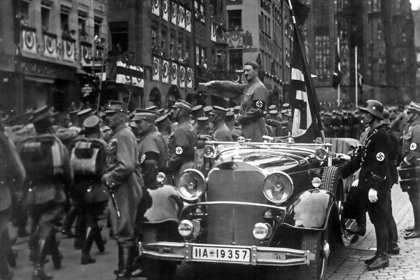 Adolf Hitler, über dts Nachrichtenagentur