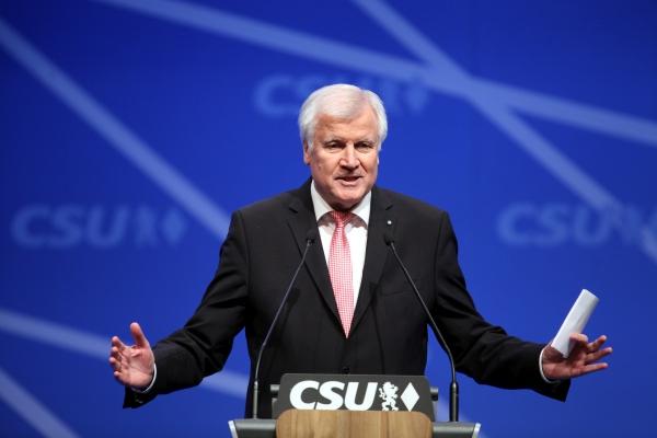Horst Seehofer auf CSU-Parteitag, über dts Nachrichtenagentur