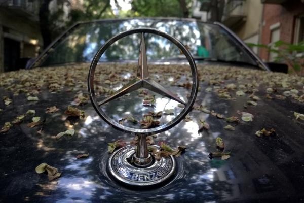 Mercedes-Stern, über dts Nachrichtenagentur