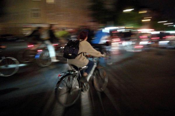 Critical-Mass-Fahrraddemo, über dts Nachrichtenagentur