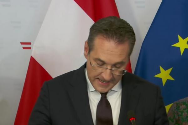 Heinz-Christian Strache am 18.05.2019, über dts Nachrichtenagentur