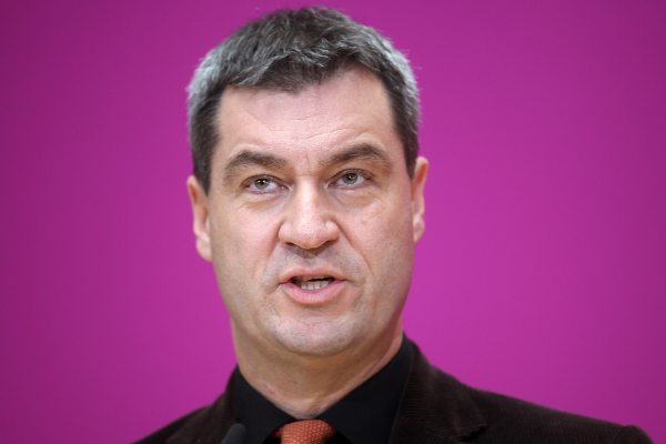 Markus Söder, über dts Nachrichtenagentur