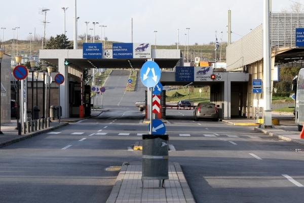 Grenzübergang Gevgelija-Idomeni (Nord-Mazedonien-Griechenland), über dts Nachrichtenagentur