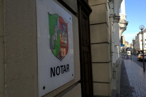 Notar, über dts Nachrichtenagentur