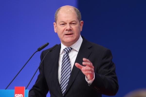Olaf Scholz, über dts Nachrichtenagentur