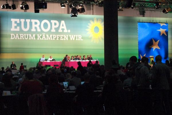 Grünen-Parteitag am 09.11.2018, über dts Nachrichtenagentur