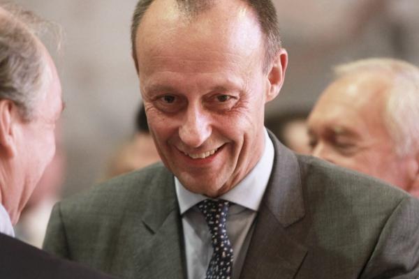 Friedrich Merz, über dts Nachrichtenagentur