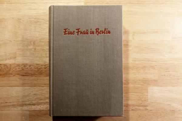 Eine-Frau-in-Berlin-Ausgabe von 1959, über dts Nachrichtenagentur