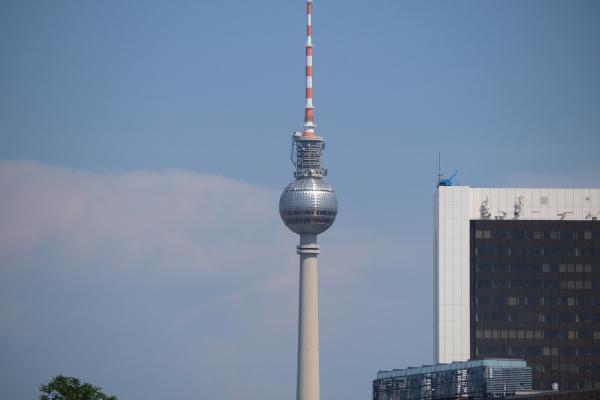 Berliner Fernsehturm, über dts Nachrichtenagentur