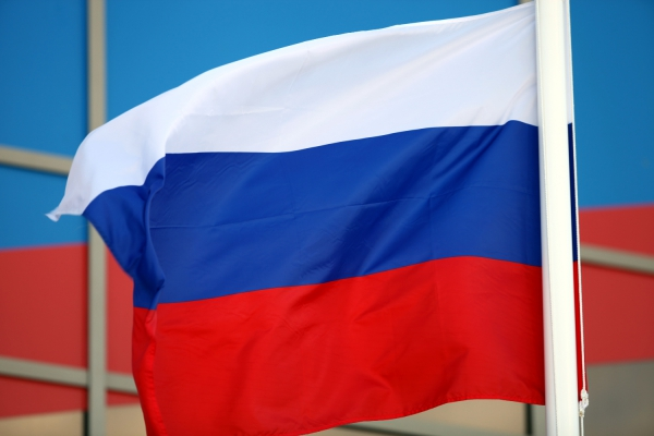 Fahne von Russland, über dts Nachrichtenagentur