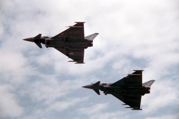 Eurofighter, über dts Nachrichtenagentur