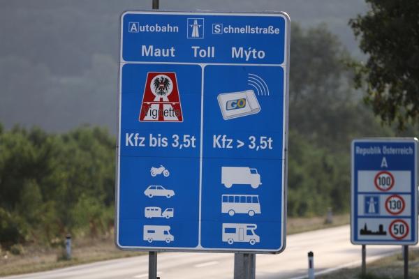 Maut in Österreich, über dts Nachrichtenagentur