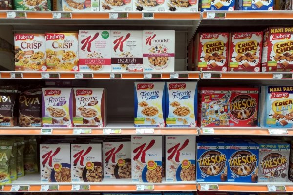 Cerealien im Supermarkt, über dts Nachrichtenagentur