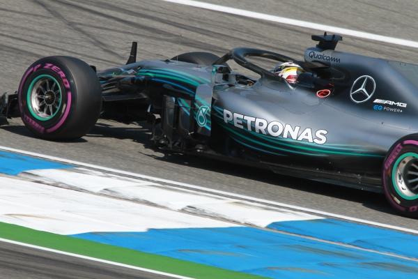 Formel-1-Rennauto von Mercedes, über dts Nachrichtenagentur