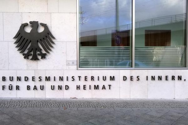 Bundesinnenministerium, über dts Nachrichtenagentur