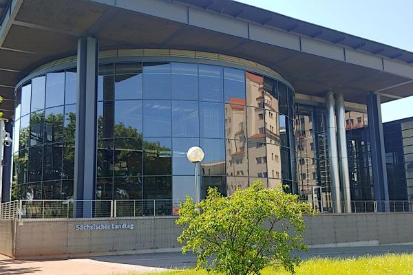Sächsischer Landtag, über dts Nachrichtenagentur