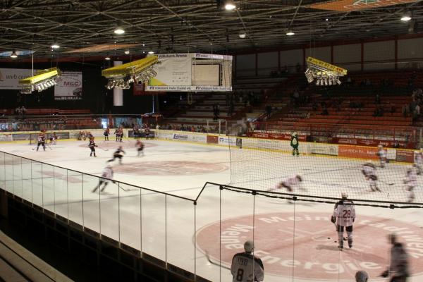Eissporthalle, über dts Nachrichtenagentur