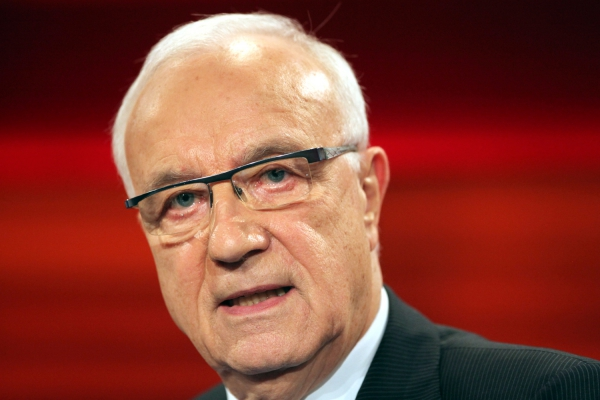 Fritz Pleitgen, über dts Nachrichtenagentur