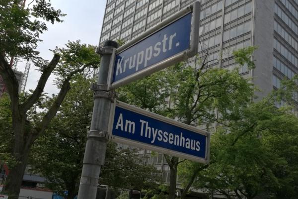 Thyssenkrupp, über dts Nachrichtenagentur