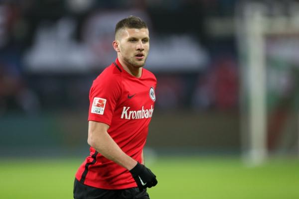 Ante Rebić (Eintracht Frankfurt), über dts Nachrichtenagentur