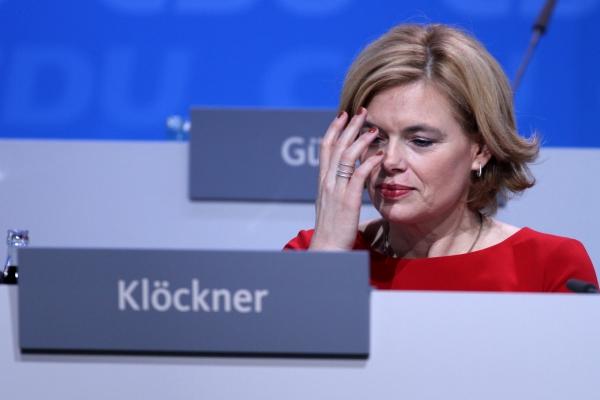Julia Klöckner, über dts Nachrichtenagentur