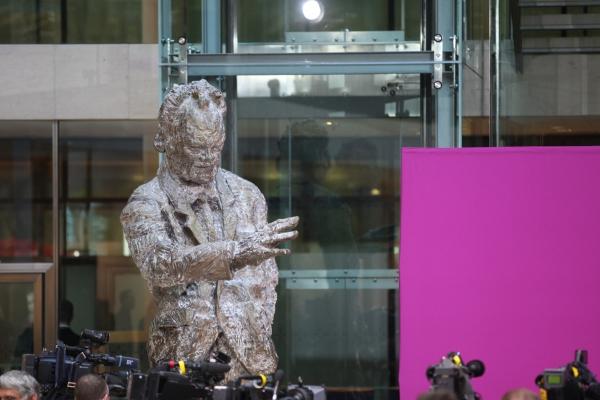 Willy-Brandt-Statue, über dts Nachrichtenagentur