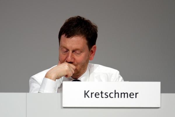 Michael Kretschmer, über dts Nachrichtenagentur