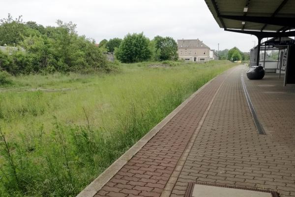 Stillgelegtes Bahngleis, über dts Nachrichtenagentur