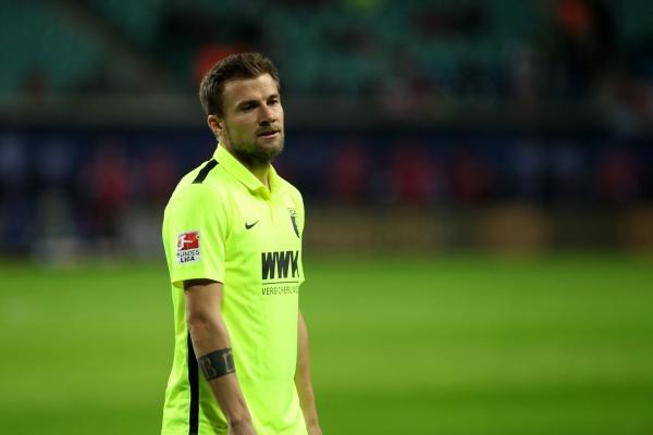 Daniel Baier (FC Augsburg), über dts Nachrichtenagentur