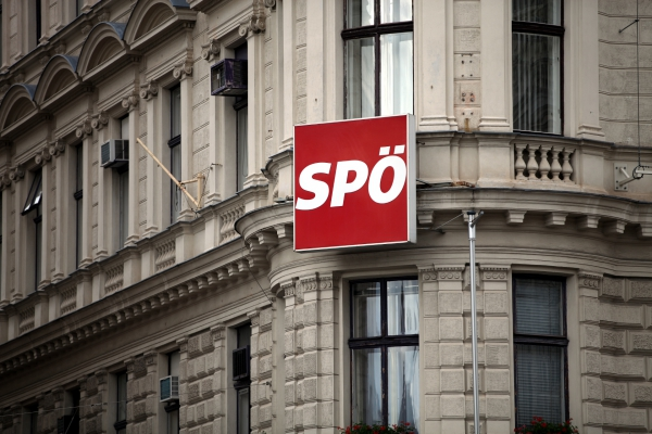 SPÖ-Parteizentrale, über dts Nachrichtenagentur
