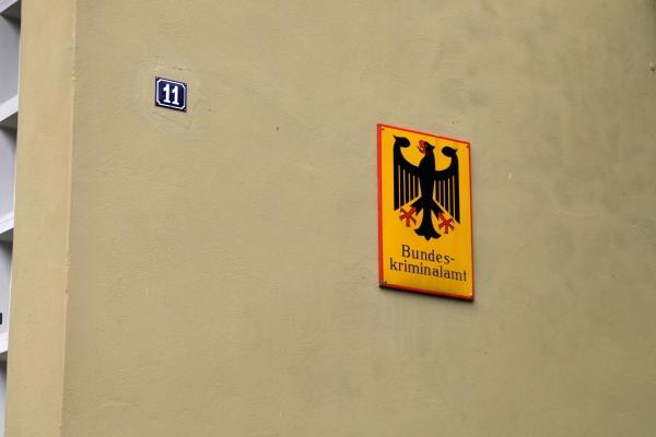 Bundeskriminalamt, über dts Nachrichtenagentur