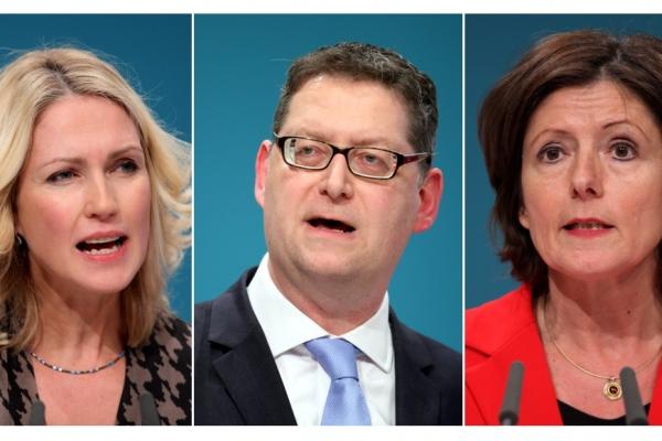 SPD-Troika, über dts Nachrichtenagentur