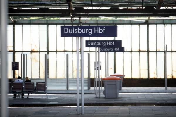 Duisburg Hbf, über dts Nachrichtenagentur